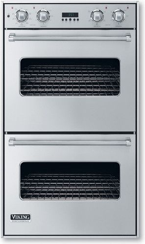 "Viking 30"" Professional...  Great looking double wall oven from Viking. Convection a must for flexibility in any kitchen."