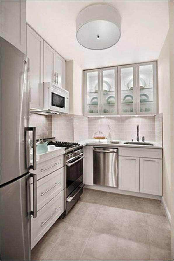 Tips And Ideas To Decorate Modern Small White Kitchens. Decoration Ideas  For Kitchens With With Cabinets And White Kitchen Painting Guide