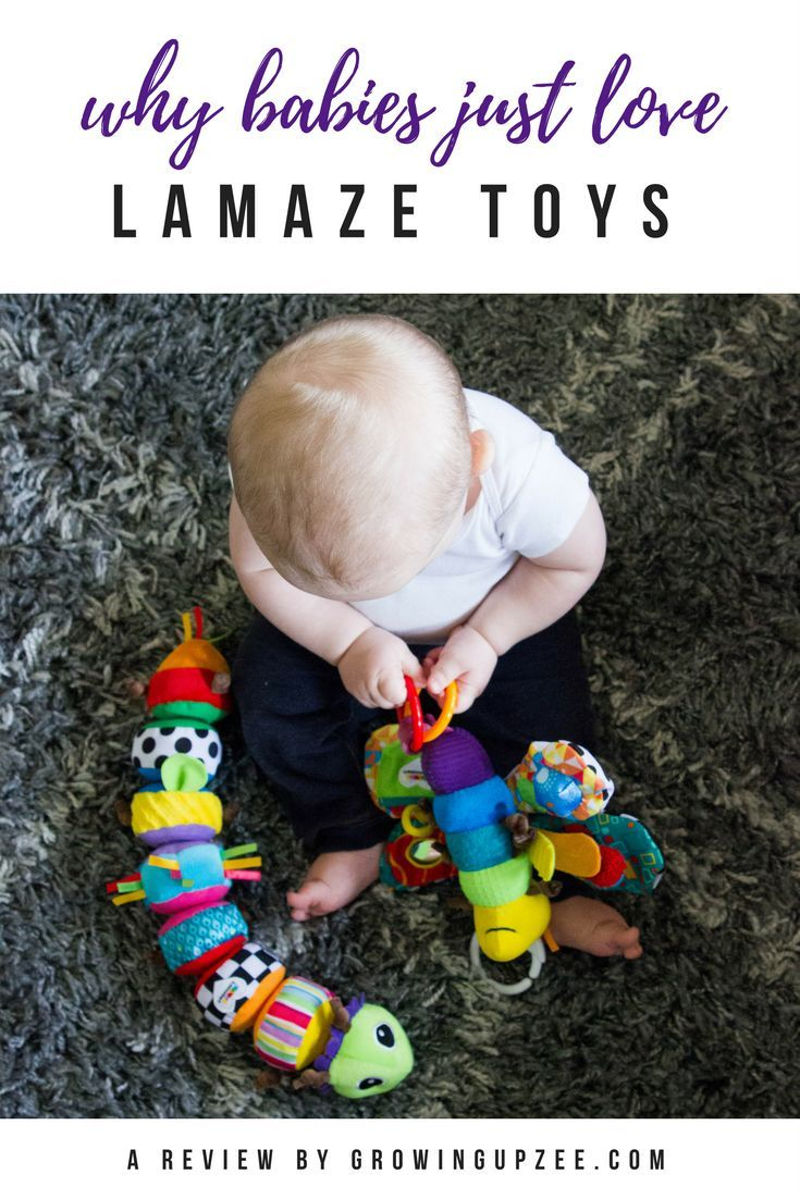 Find out why babies just LOVE @Lamaze-toys! #sponsored #babyloved #lamazeplay via @growingupzee