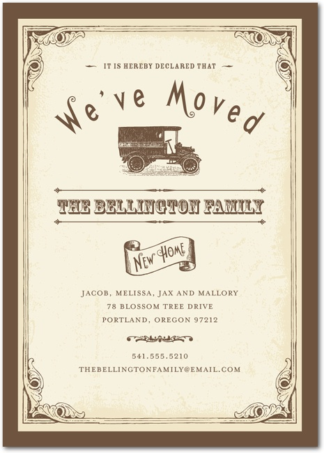 The 25+ best Moving announcements ideas on Pinterest We ve moved - printable change of address form