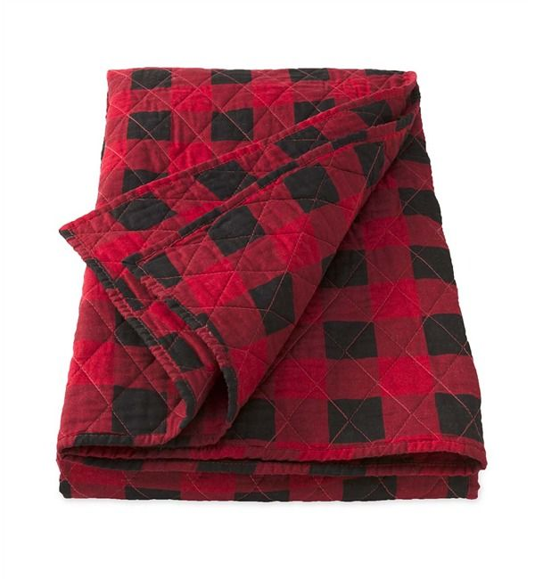 King Buffalo Plaid Quilt Set | Collection Accessories