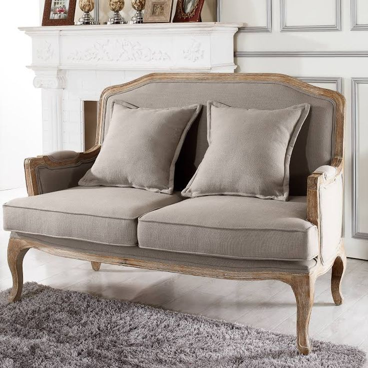 french settees for sale French loveseat, Love seat