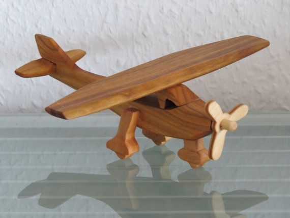 Cessna 182 airplane aviator wood handmade by woodendreams2013