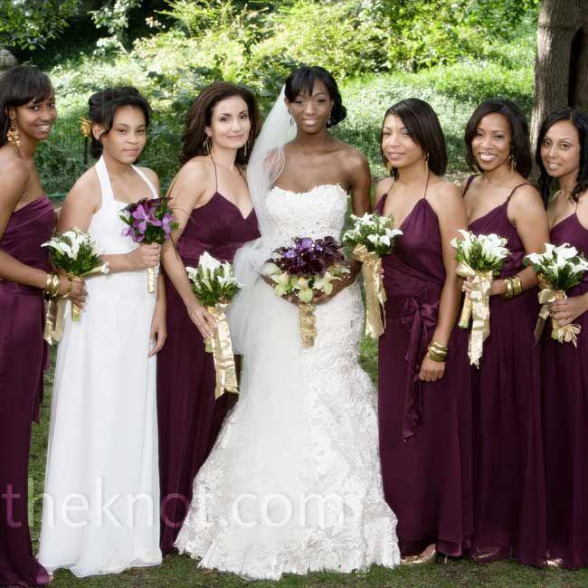 39 Best Images About Aubergine Wedding On Pinterest