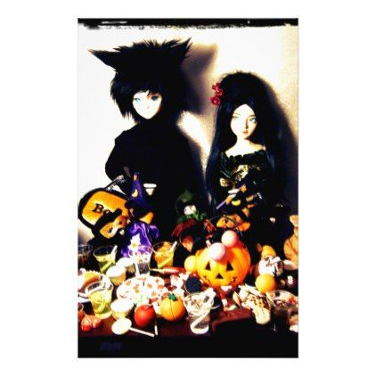 #photo - #old halloween photo stationery