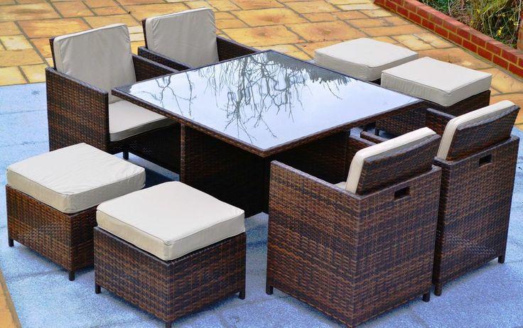 Balcony Furniture Set