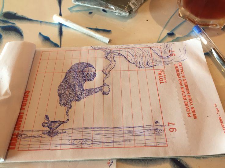 Bar drawings