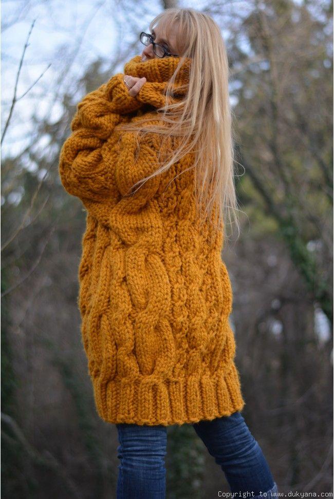 Handmade Wool Jumper