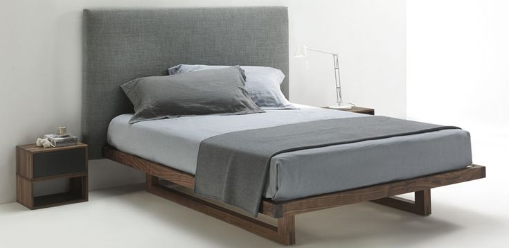 Riva 1920 solid wood beds for luxury hotel rooms and elegant homes