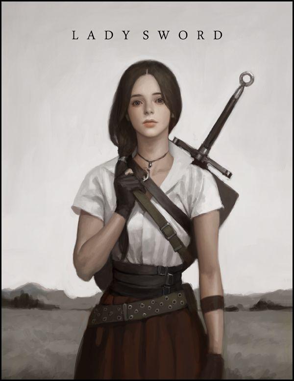 Kim Bum illustration