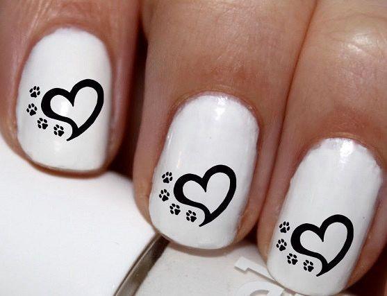 25+ beautiful Dog nails ideas on Pinterest | Dog nail art ...