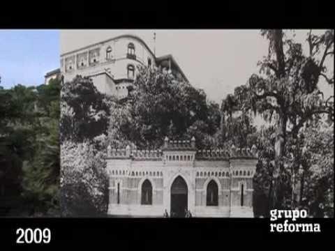 Recorrido por la historia del Castillo de Chapultepec