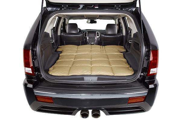 Honda Pilot Cargo Cover Installation