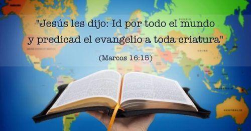 ¡Comparta el evangelio! No hay otro mensaje que pueda llevar a la persona a una relación correcta con Dios y a la vida eterna. #mensajededios2 #oroporti