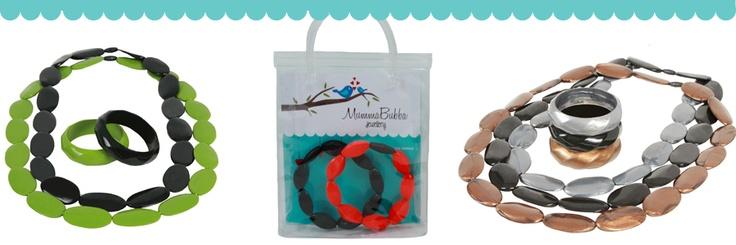 Love this MummaBubba Jewellery New Zealand - Non Toxic BPA Free Silicone