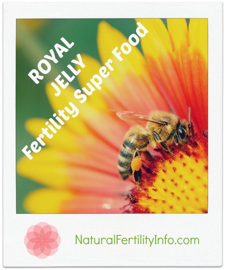 Royal Jelly, Fertility Super Food