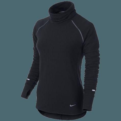 Nike Dame Dri-Fit Sprint Fleece Pullover - Trøjer og mellemlag - Løbetøj - Løb - Dame