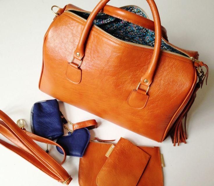 Small Weekender Bag Zuzia Górska