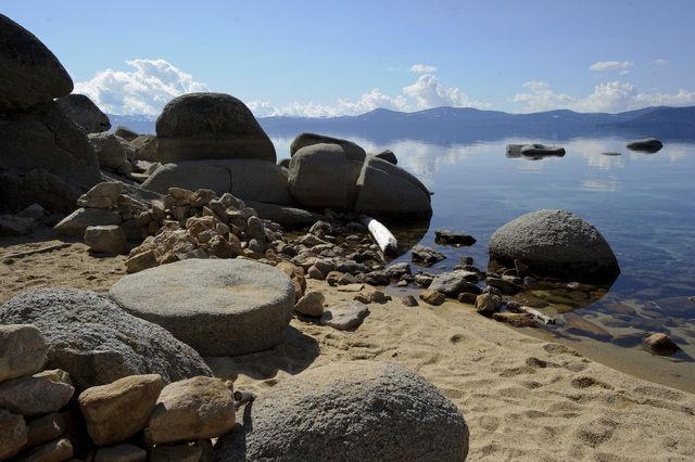 Lake Tahoe: Twain called it the 'fairest picture the whole world affords' #travel #nv150 #nevada #california