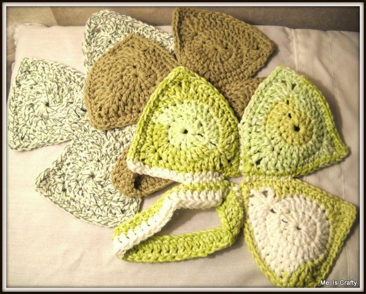 1000+ images about Clovers and Shamrocks on Pinterest Crocheting, Four leaf...