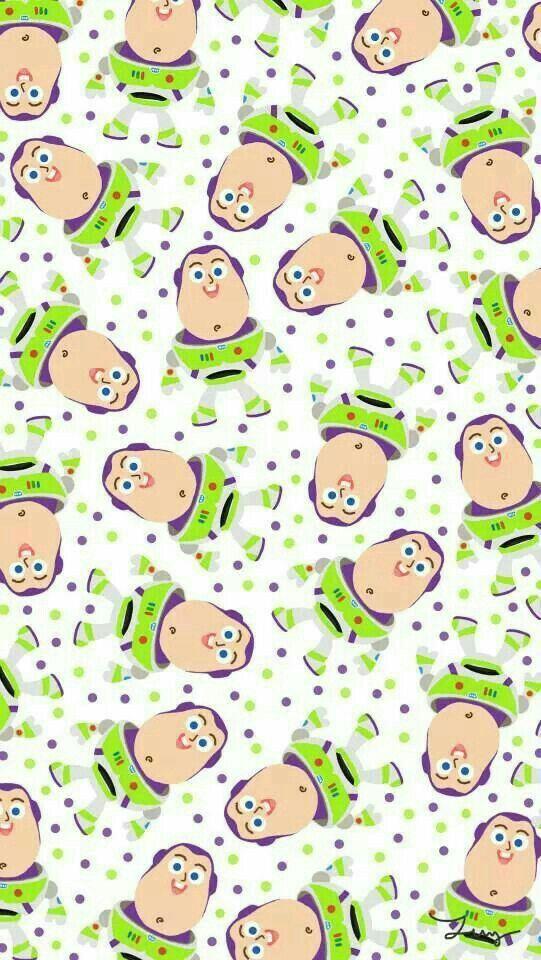 Children's Spaces | Patterns for Babies | Art Print | Illustration | Poster | Decoração Infantil | Padronagem para Bebês | Ilustração para Impressão Buz Toy Story