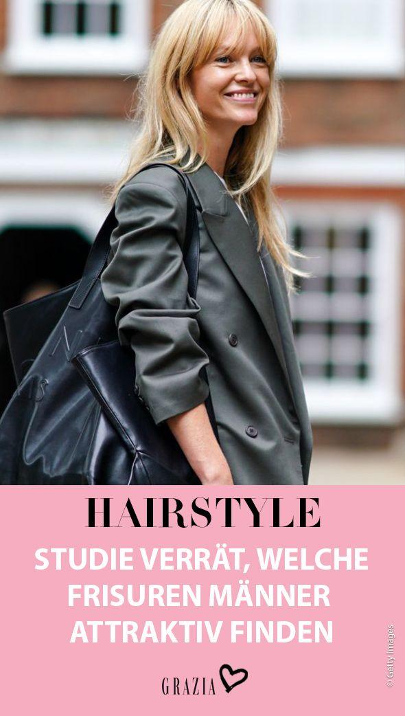 Laut Studie: Männer stehen bei Frauen auf DIESE Haare