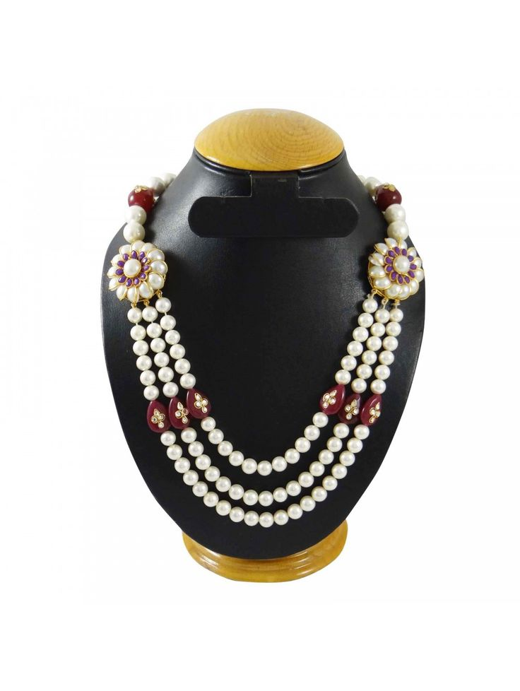 Ethnic Indian Traditional Rani Haar Necklace Women Bollywood Jewelry BNS8037A