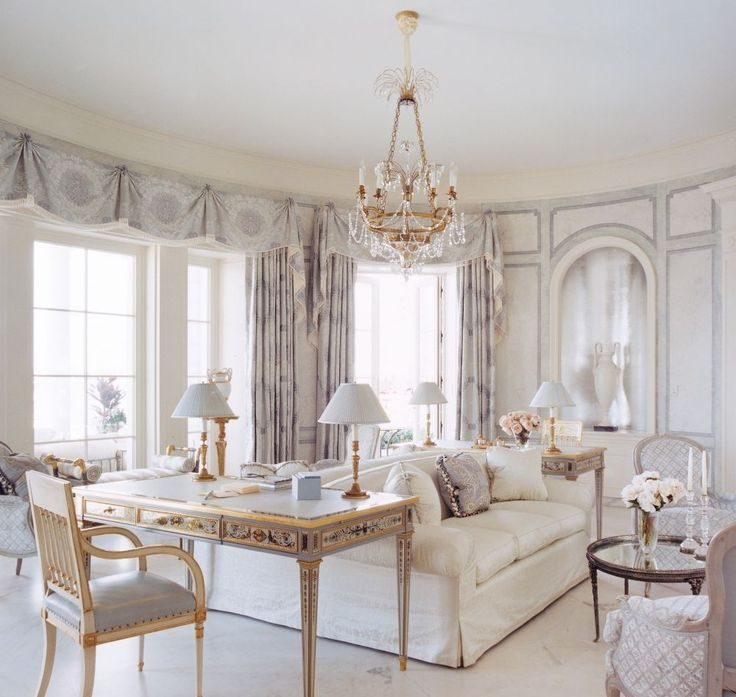 Traditional Living Room By Michael Simon Interiors Inc. And Smith  Architectural Group In Palm Beach, Florida