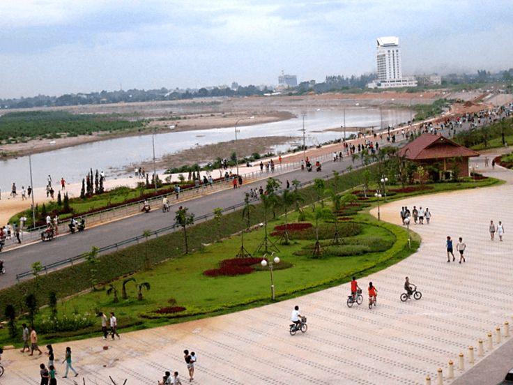 Los trucos de viajeros para ver Costanera de Vientian