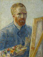 Van Gogh / Artaud. The Man Suicided by Society Through July 6, 2014  Musée d'Orsay