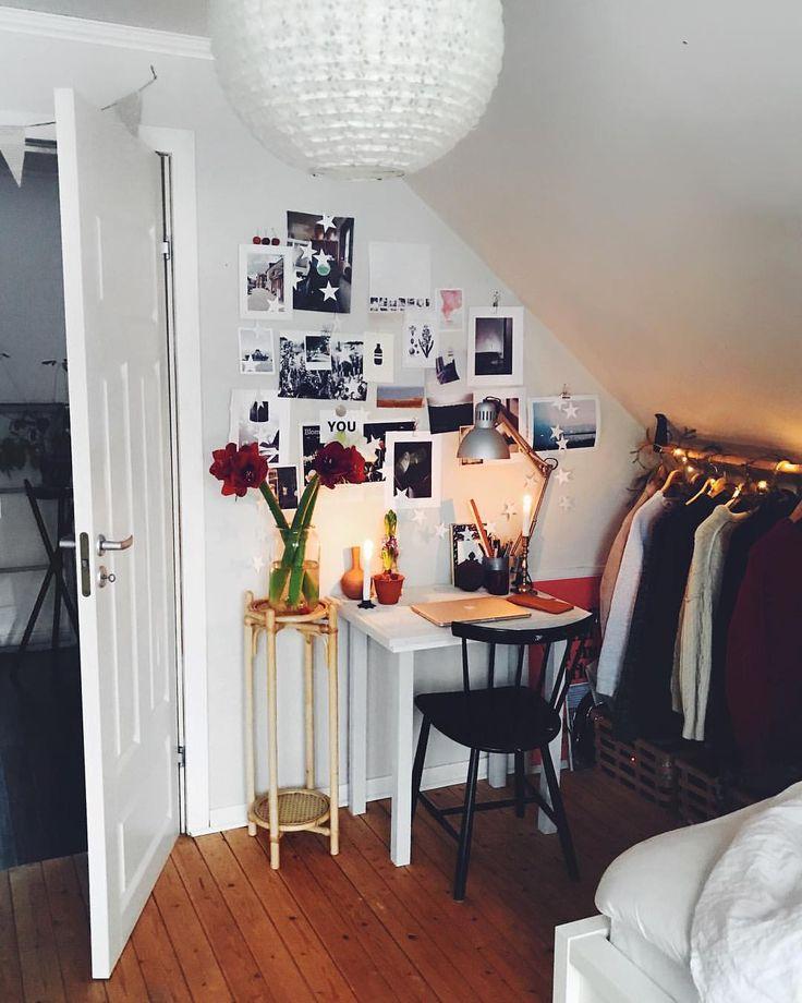 Die besten 25+ Ideen fürs Studentenzimmer Ideen auf Pinterest - wandgestaltung schlafzimmer effektvolle ideen