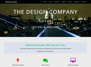 View the BS Multipager Template Details