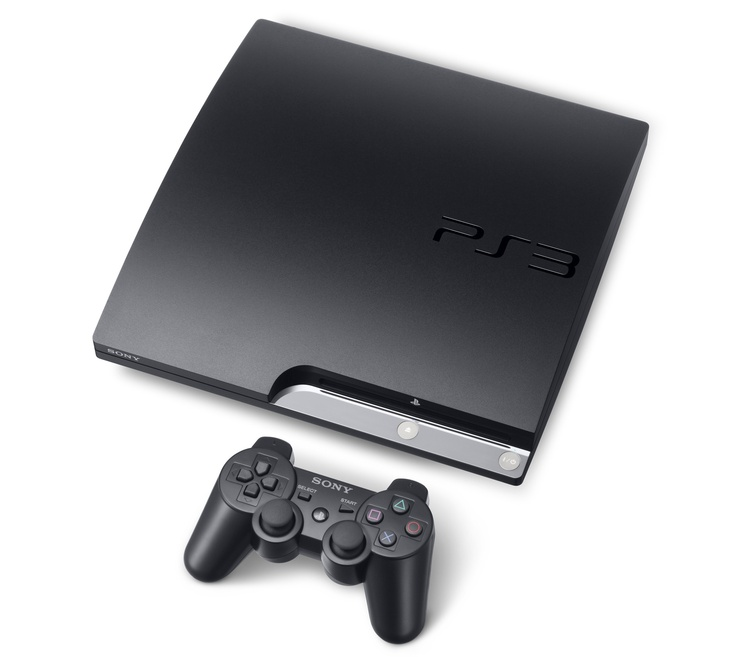 PS3 500BG BLACK