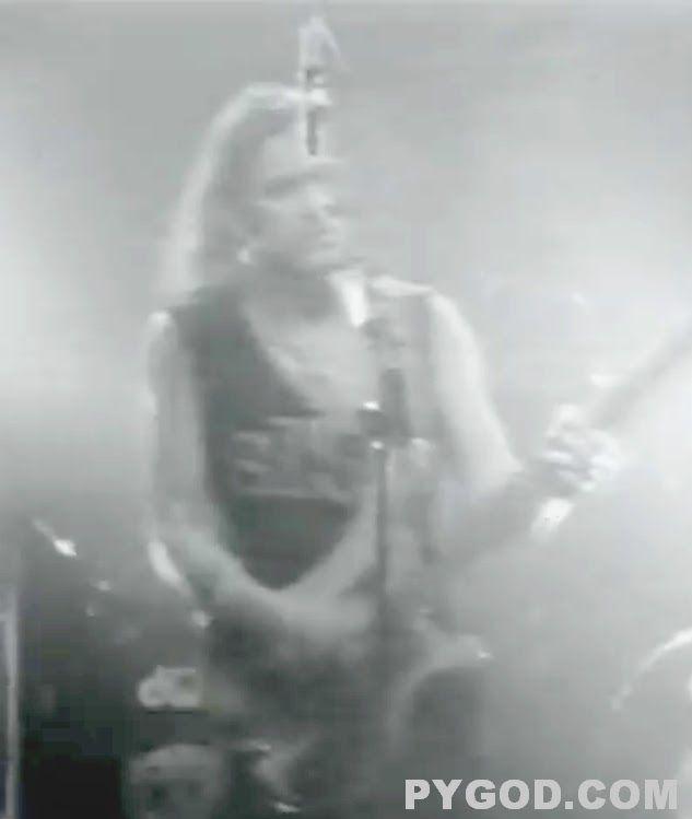 PY GEAR™: Motorhead Lemmy 'SLUT' T-shirt in Ramones music vi...