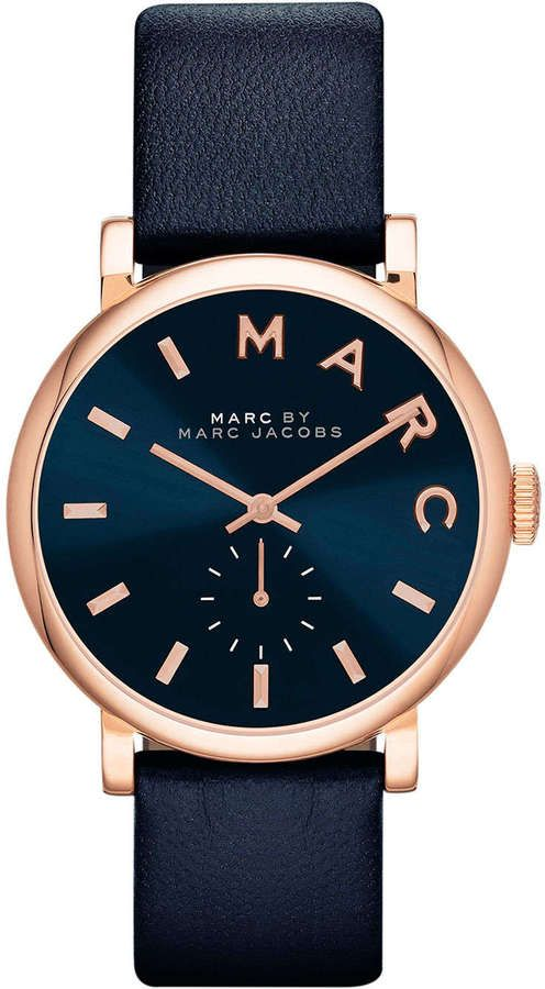 MARC by Marc Jacobs Baker Analog Watch