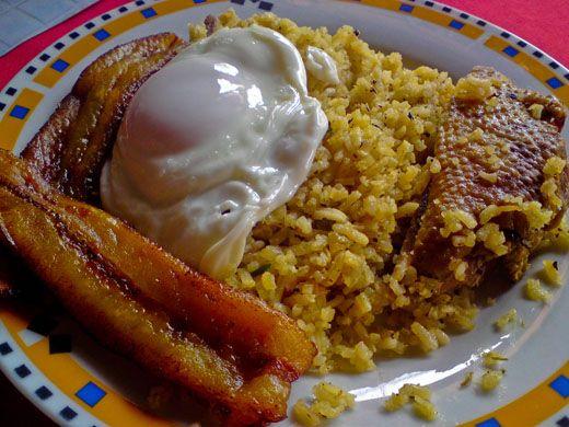 Platos latinos blog de recetas receta de cocina tipica for Platos dulces