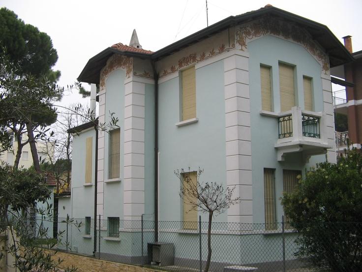 Villette in pineta, Milano Marittima, Ravenna (RA), Italy