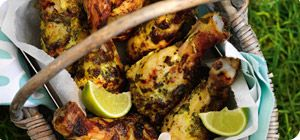 Give chicken a Thai twist by serving up these Syn-Free chicken legs at your next barbecue or picnic. http://www.slimmingworld.co.uk/recipes/green-curry-chicken-drumsticks.aspx