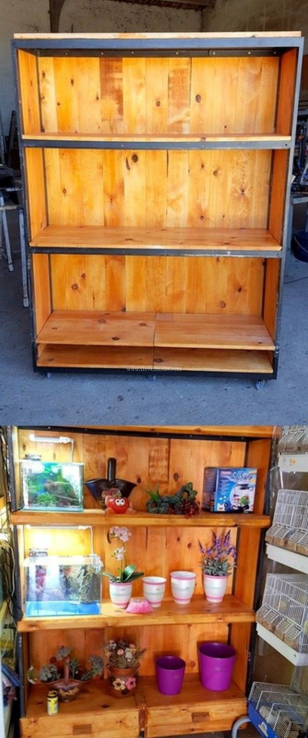 200 wooden pallet diy ideas for decor your home page 5 of 5 rh pinterest com