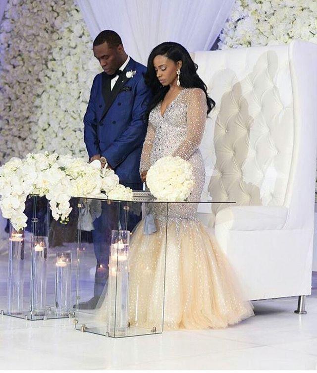 African American Wedding Ideas: Beautiful Wedding Congratulations #congoleseweddingkitoko