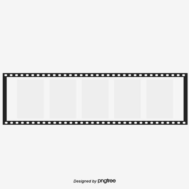 Black Box Film Film Clipart Texture Border Black Png Transparent Clipart Image And Psd File For Free Download Black And White Cartoon Film Background Black Box