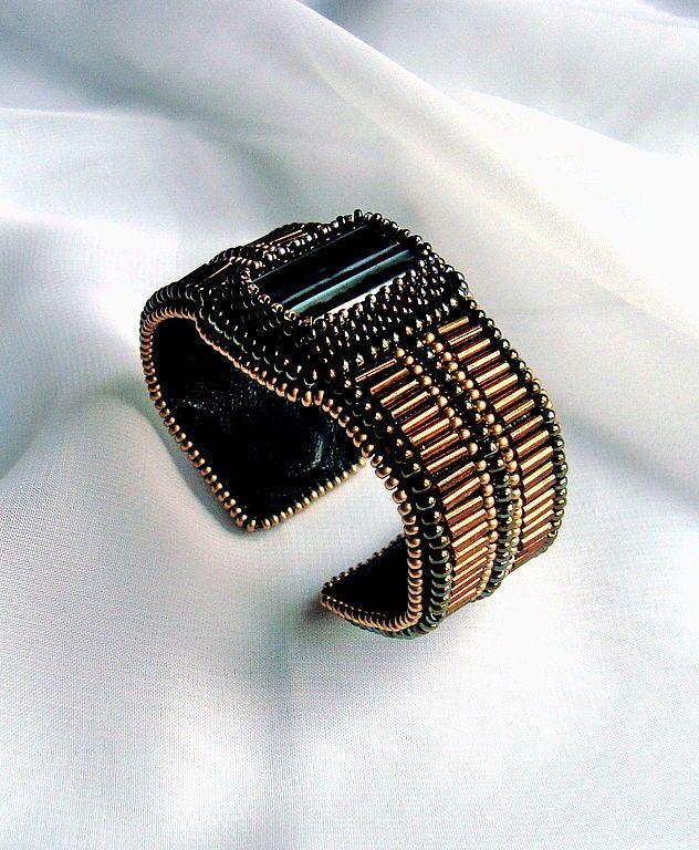 """Браслеты ручной работы. Ярмарка Мастеров - ручная работа """"Сехмет""""- браслет в египетском стиле.. Handmade."""