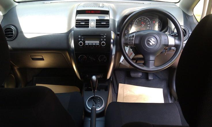 interior - Dashboard