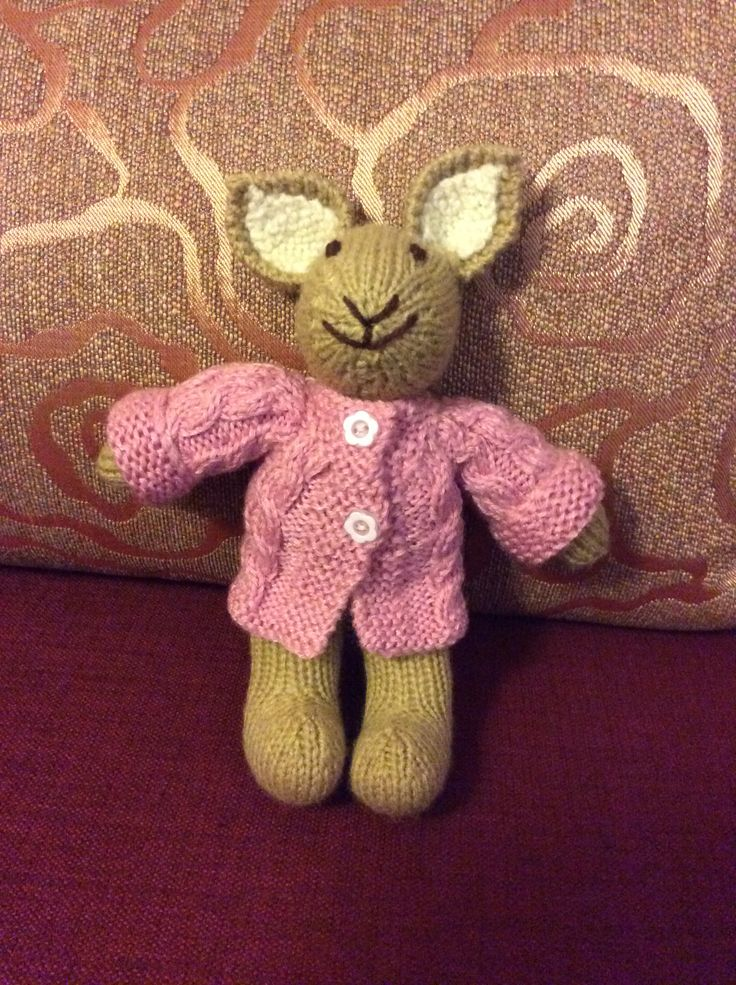 Bunny for Nyo Mi's baby