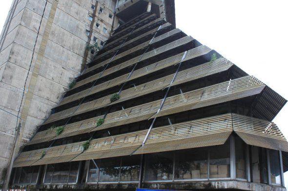 The Pyramid - Abidjan, Ivory Coast