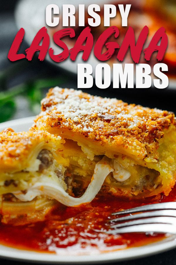 these lasagna bombs are similar to lasagna roll ups but are cased in rh pinterest com