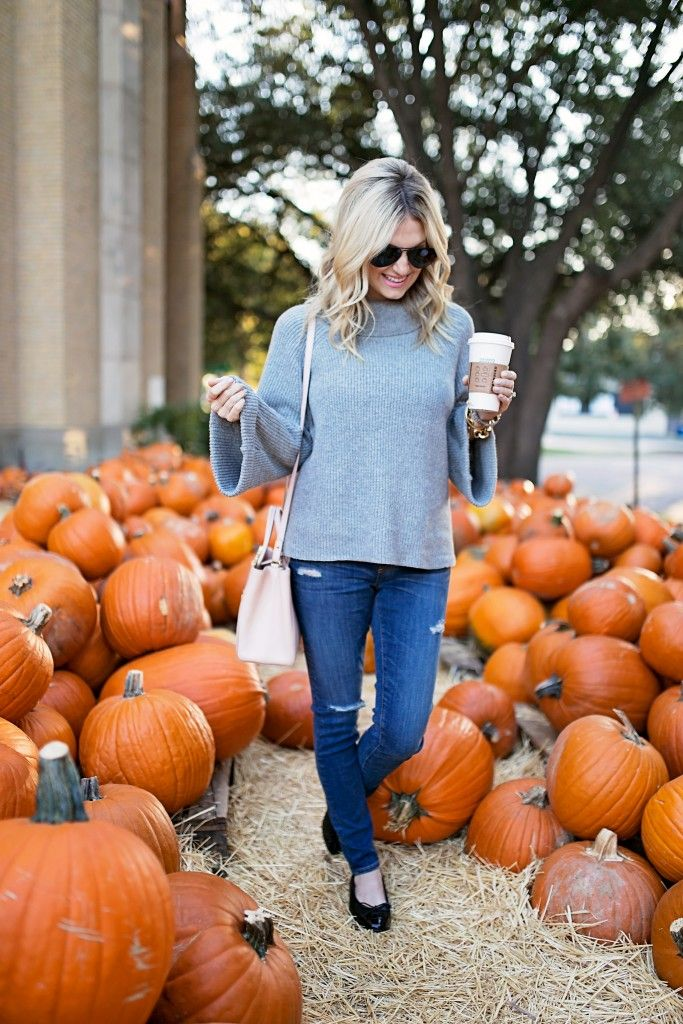 Pumpkin Patch Outfit | Chronicles of Frivolity