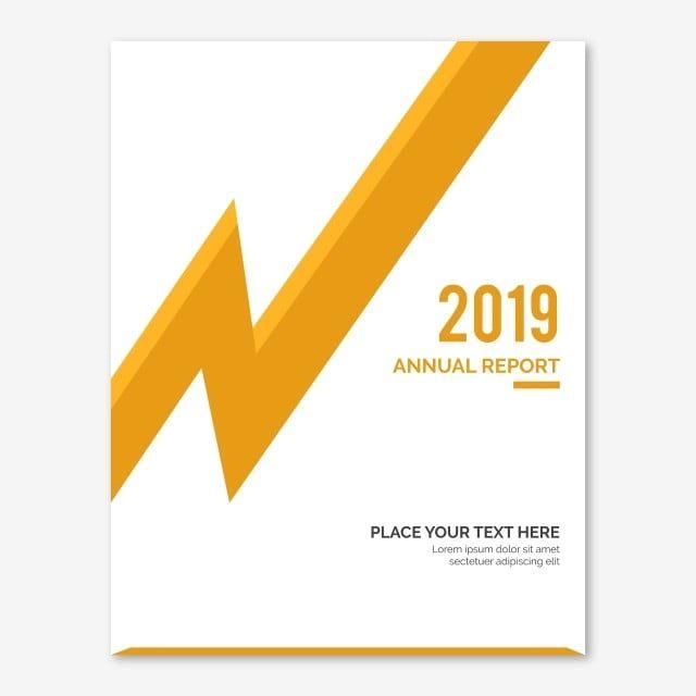 تصميم غلاف للتقرير السنوي عن عمل كتالوج بيانات الشركة كتيب مجلة الأعمال التوقيع السهم Png والمتجهات للتحميل مجانا Amazing Book Covers Annual Report Brochure