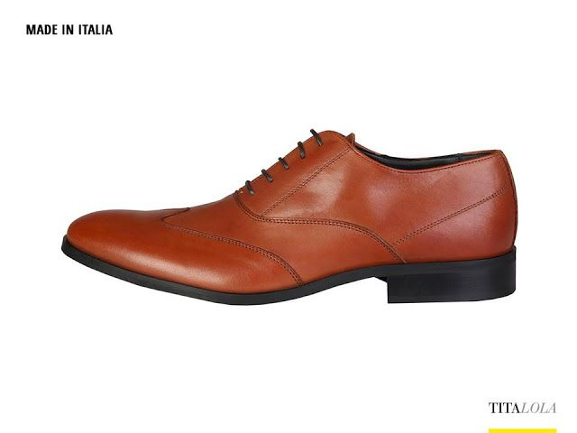 Stringata uomo MADE IN ITALIA ISAIE Marrone