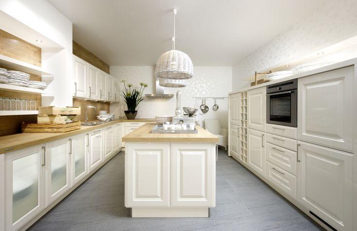 25 beste idee n over klassieke keuken op pinterest gezellig appartement decor studio - Keuken wit hout ...